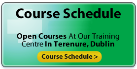 Course Schedule For 2011 - Open Courses At Our Training Centre In Terenure, Dublin